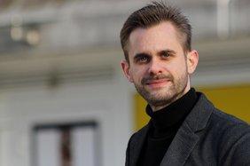 Nils Christoph Burkhoff, Vorsitzender DGB-OV-Viernheim