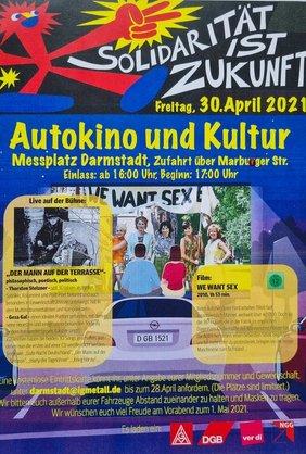Vorabend Veranstaltung zum 1. Mai 2021
