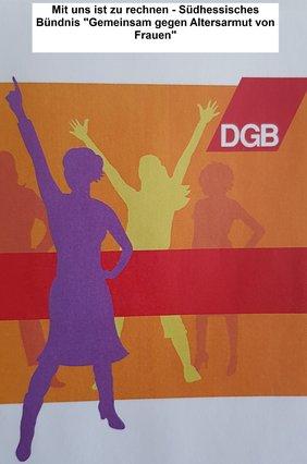 DGB Frauen, Bündnis gegen Altersarmut
