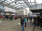 1. Mai in Rüsselsheim