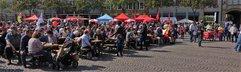1. Mai DGB Darmstadt, Marktplatz