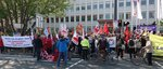 Kundgebung 1. Mai, DGB Darmstadt